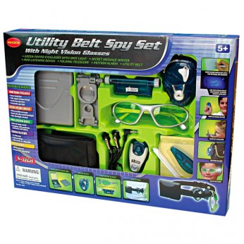 Utility Belt Spy Set with Night Vision Glasses reviews