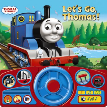 Thomas Steering Wheel Sound Book reviews
