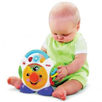 Fisher Price Nursery Rhymes CD Player reviews