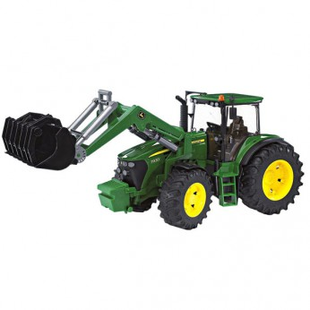 Bruder John Deere 7930 Tractor With Loader reviews