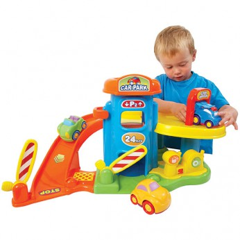 Mega Car Park Playset reviews