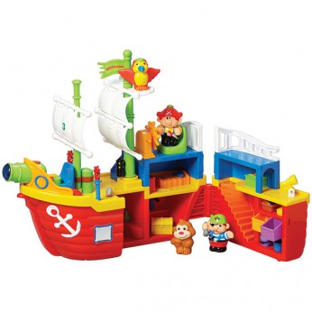 Activity Pirate Ship reviews