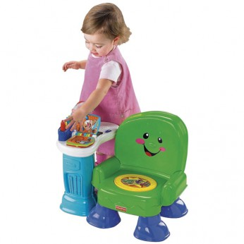 Fisher Price Song and Story Musical Chair reviews