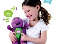 I Love You Barney