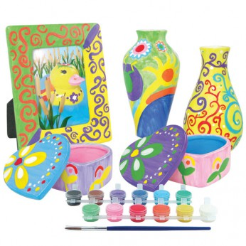 Paint Your Dream World Frame,Vases and Jewellery Box reviews