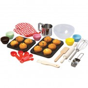 16 Piece Baking And Cooking Set