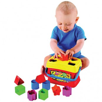 Fisher Price Baby's First Blocks reviews