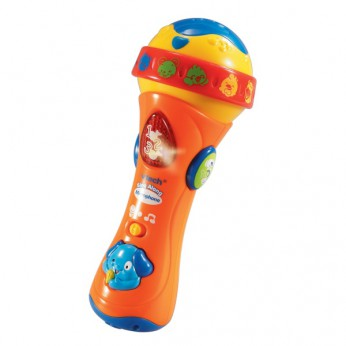 Vtech Sing Along Microphone reviews