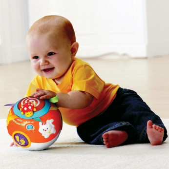 VTech Crawl and Learn Lights Ball reviews