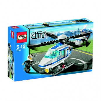 LEGO City Police Helicopter 7741 reviews