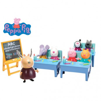 Peppa Pig's Classroom Playset reviews