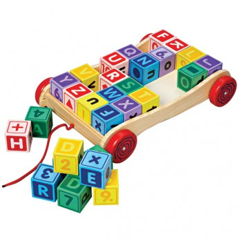Wooden Pull Along Blocks Truck reviews
