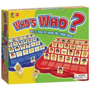 Who's Who? reviews
