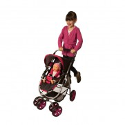 Dimples Doll's Stroller