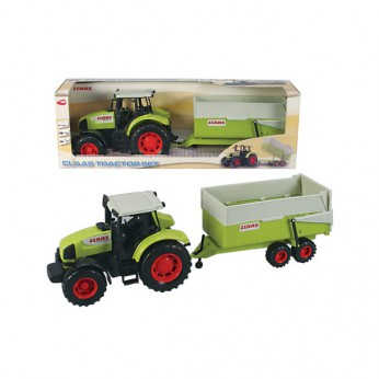Claas Tractor Set reviews