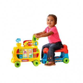 VTech Push and Ride Alphabet Train reviews
