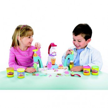Play-Doh Magic Swirl Ice Cream Shoppe reviews