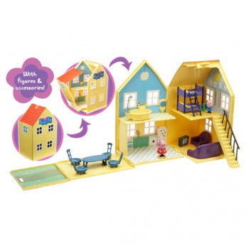 Peppa Pig's Deluxe Playhouse reviews