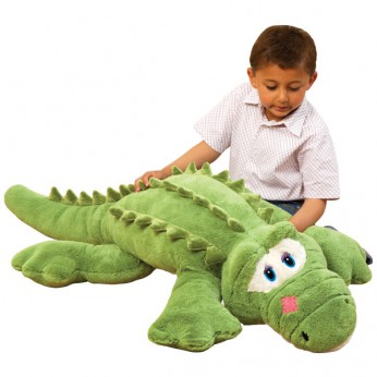 Friendly Green Crocodile reviews