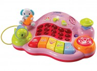 VTech Musical Junior DJ Pink