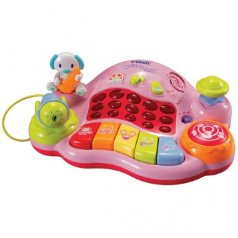 VTech Musical Junior DJ Pink reviews