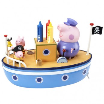 Peppa Pig Bathtime Boat reviews