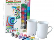 Paint Your Twin Mugs