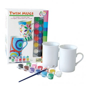 Paint Your Twin Mugs reviews