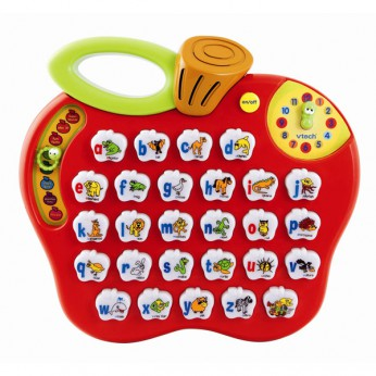 VTech Alphabet Apple reviews