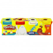 Play-Doh Classic Colours 4 Pack