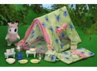 Sylvanian Ingrid's Camping Set