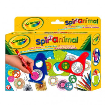 Crayola Spir Animal reviews