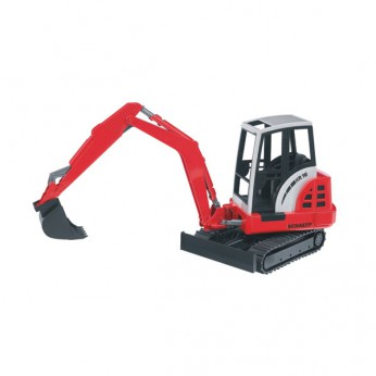 Bruder Schaeff HR16 Mini Excavator reviews