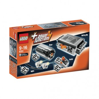 LEGO Technic Power Functions Motor Set 8293 reviews