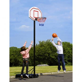 Large Basketball Stand
