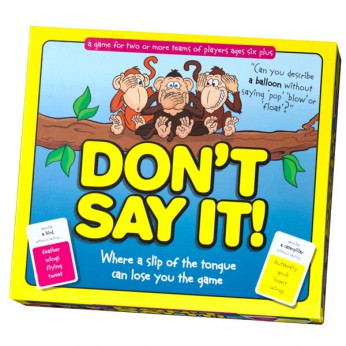 Don't Say It! reviews