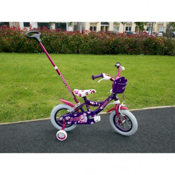 12 inch Bubble Bike With Parent Handle reviews
