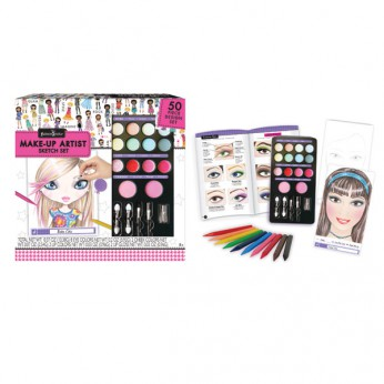 Fashion Angels Make Up Artist Sketch Book reviews