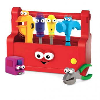 Handy Manny's Talkin Tool Box reviews