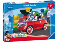 Mickey Mouse Clubhouse 24 Piece Puzzle