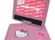 Hello Kitty Portable DVD Player