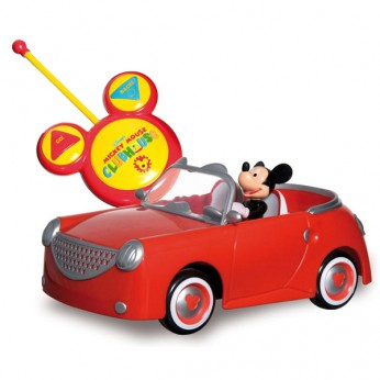 Mickey Mouse Clubhouse Remote Control Car reviews