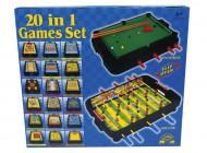 20 in 1 Games Set