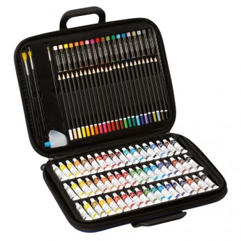 101 piece Amateur Art Set reviews