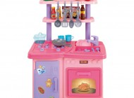 Redbox Pink Electronic Kitchen