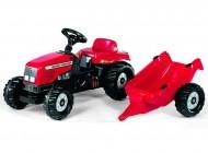 Massey Ferguson Tractor and Trailer