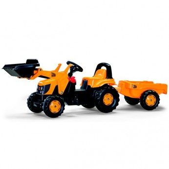 JCB Tractor Loader and Trailer reviews