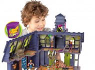 Scooby-Doo Mates Mansion Playset with Goo Pods