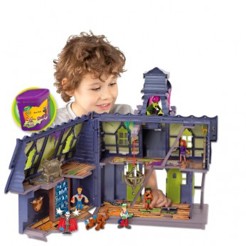 Scooby-Doo Mates Mansion Playset with Goo Pods reviews