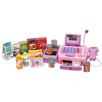Electronic Pink Cash Register reviews